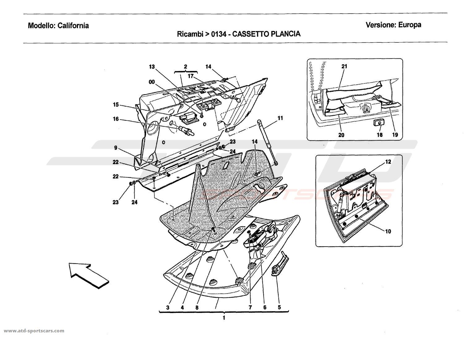 Service manual [How To Install Glove Box Handle 2011 Dodge