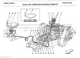 Ferrari California 2011 Ersatzteile aus dem Katalog bei