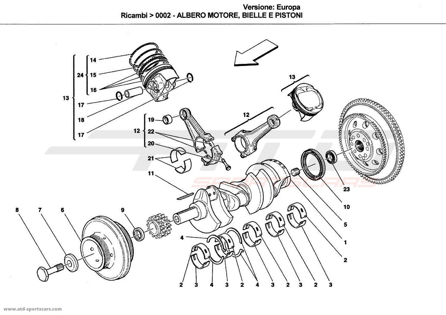 Service manual [How To Replace Crankshaft Seal On A 1995