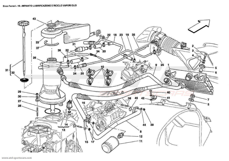 C6 Corvette Belt Diagram