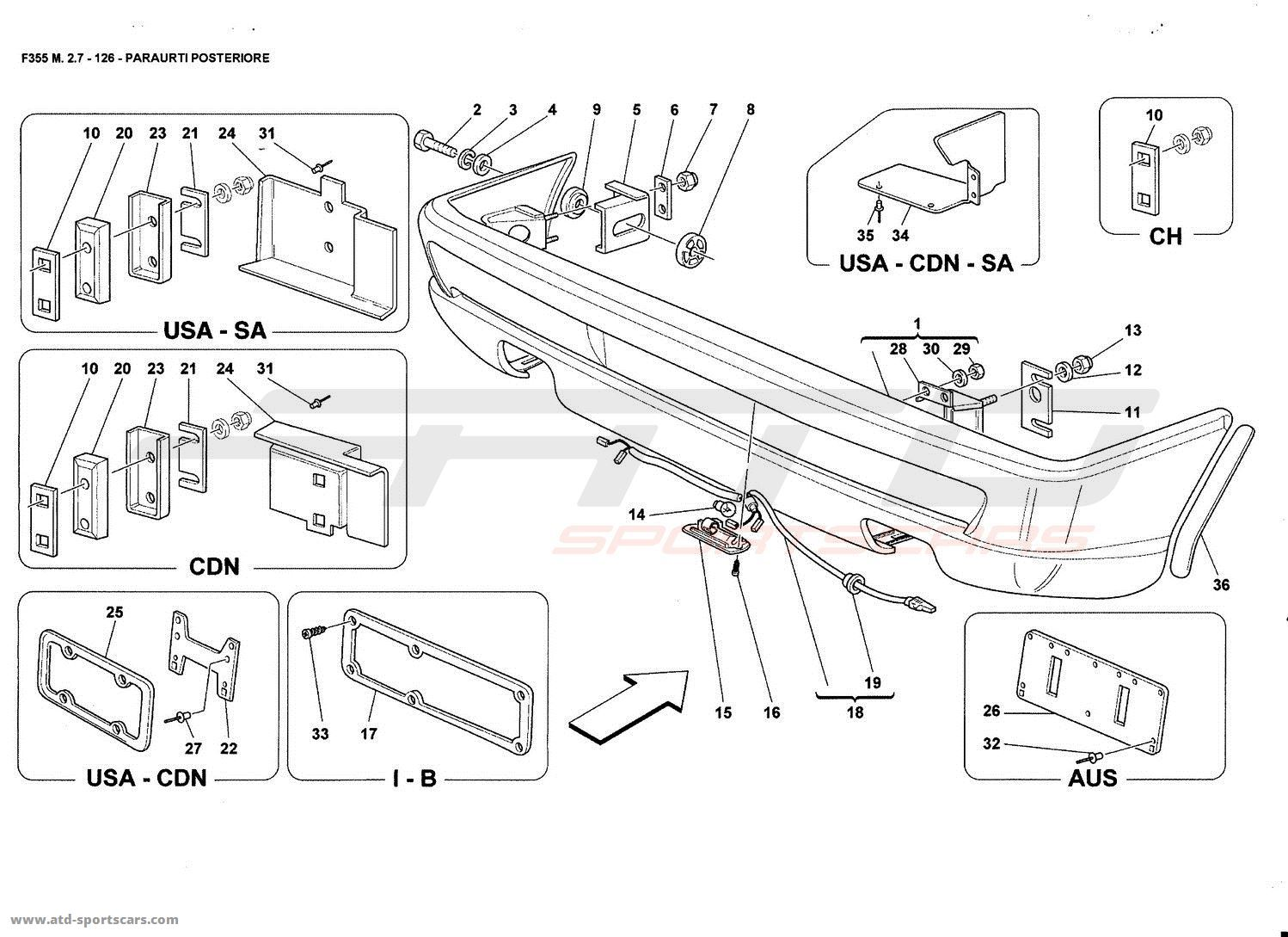 Marvelous Ferrari 355 Wiring Diagram Auto Electrical Wiring Diagram Wiring Cloud Pimpapsuggs Outletorg