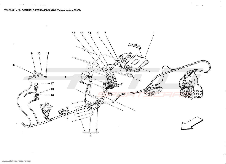 Ferrari F355 Gearbox, Ferrari, Free Engine Image For User