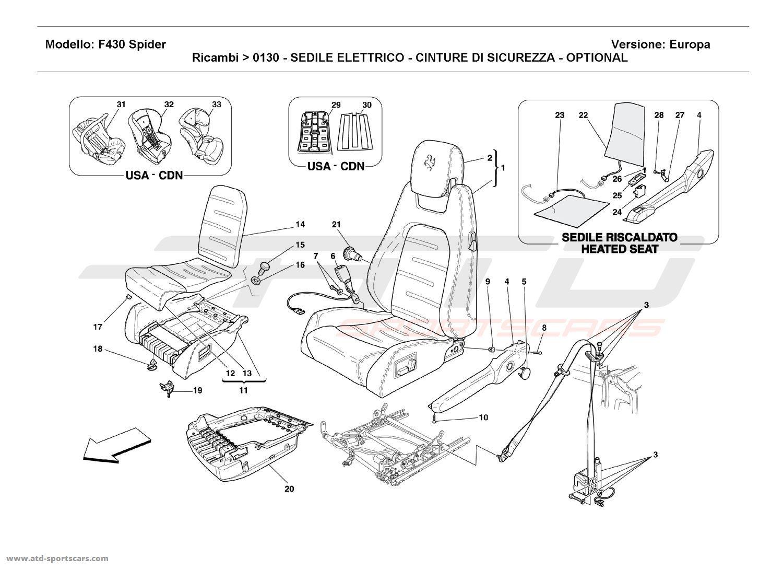 Ferrari 430 Spider Wiring Diagram. Ferrari F1 Spider