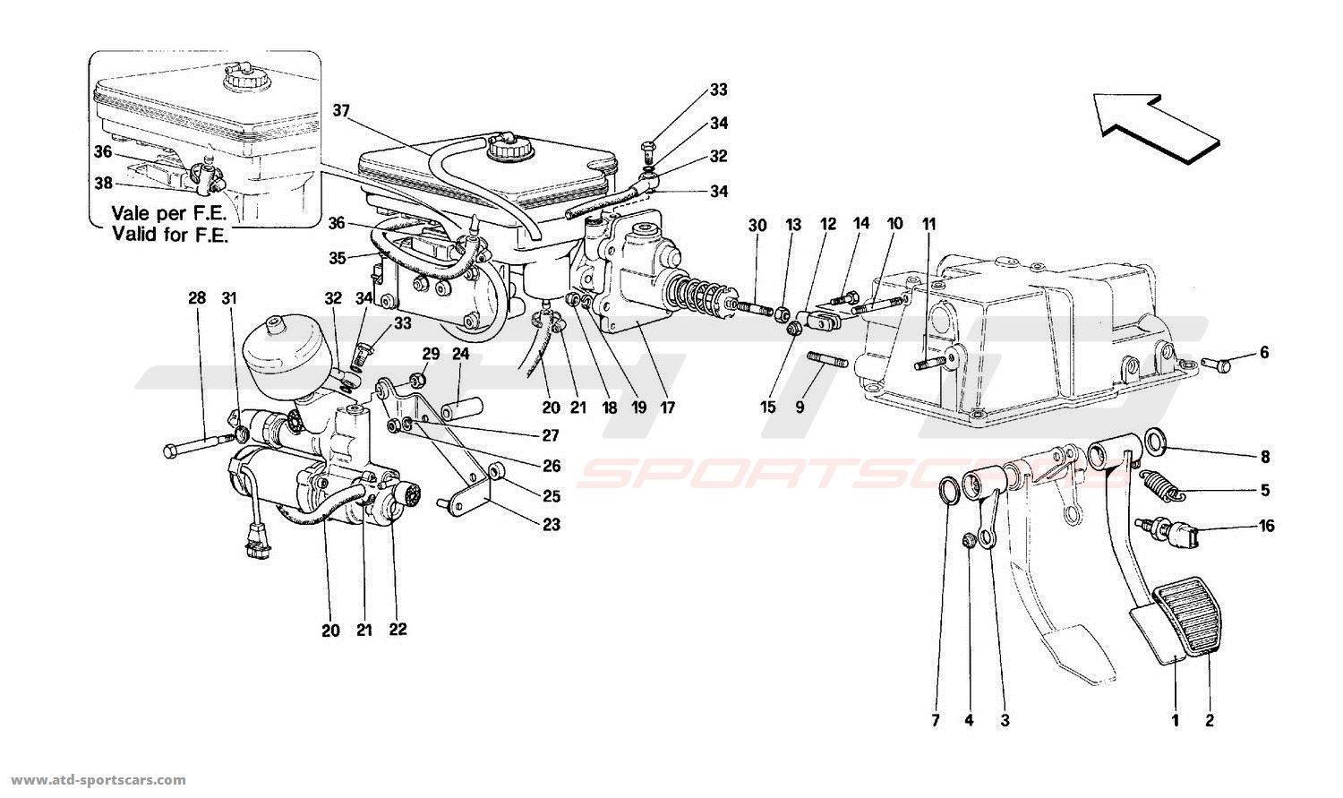 Wiring Diagram Ferrari 308 Electrical Ferrari 308 Timing