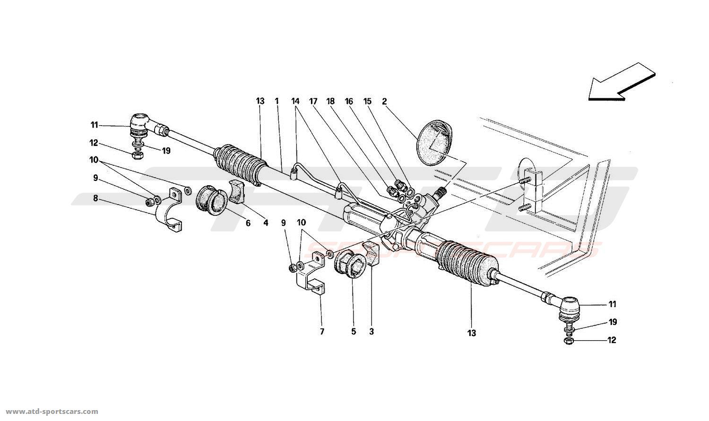 wiring diagram ferrari f355