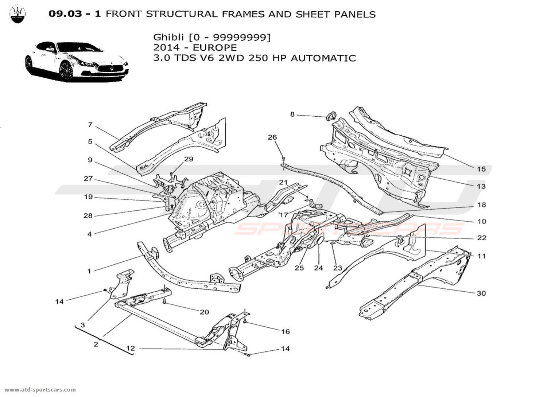Fuse Panel Parts
