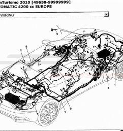maserati granturismo 4 2l boite auto 2010 main wiring [ 1500 x 1088 Pixel ]