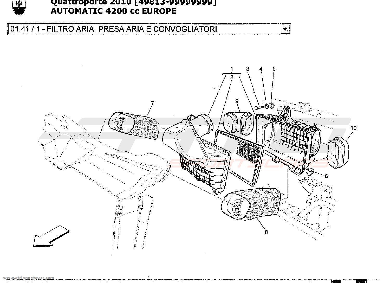 Chevy Impala Fuel Diagram