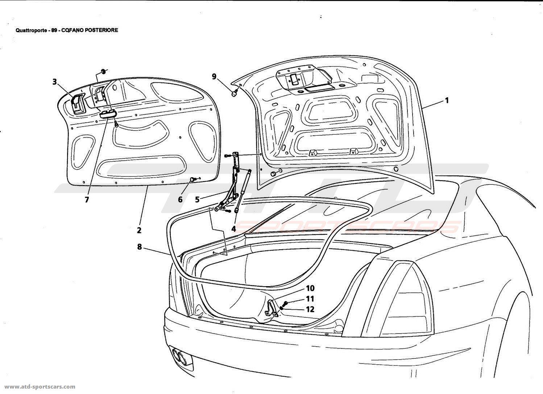 F 5 6 Mini Cooper Rear Diffuser
