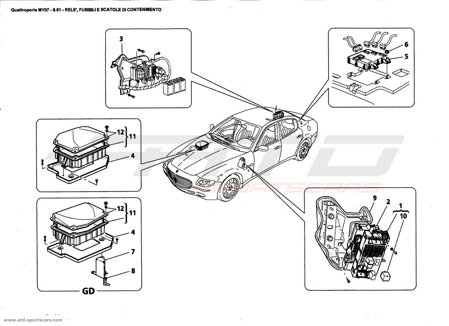 2005 Scion Xb Headlight Wiring Diagram Ford Ranger