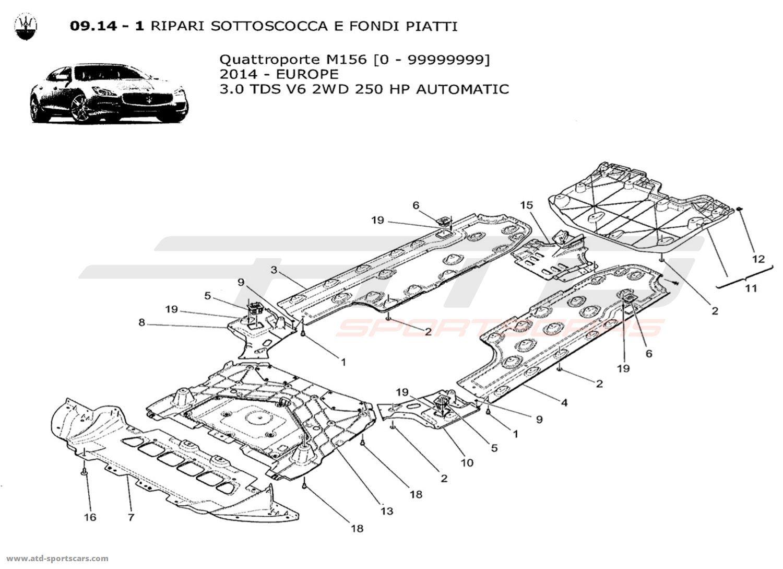 Maserati Quattroporte Parts Diagram. Maserati. Auto Wiring