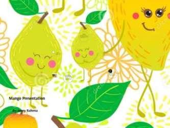 Mango Presentation by Jennifer Bahena