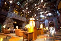 Grand Californian Hotel Disneyland California