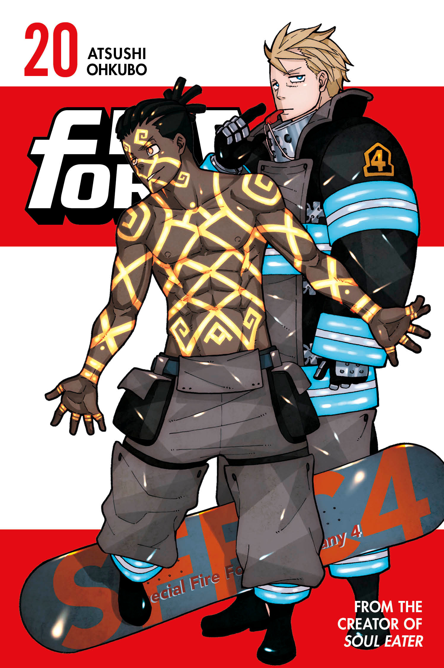 Fire Force Ep 20 Vostfr : force, vostfr, Tamaki, Force, Power, Anime, Wallpaper