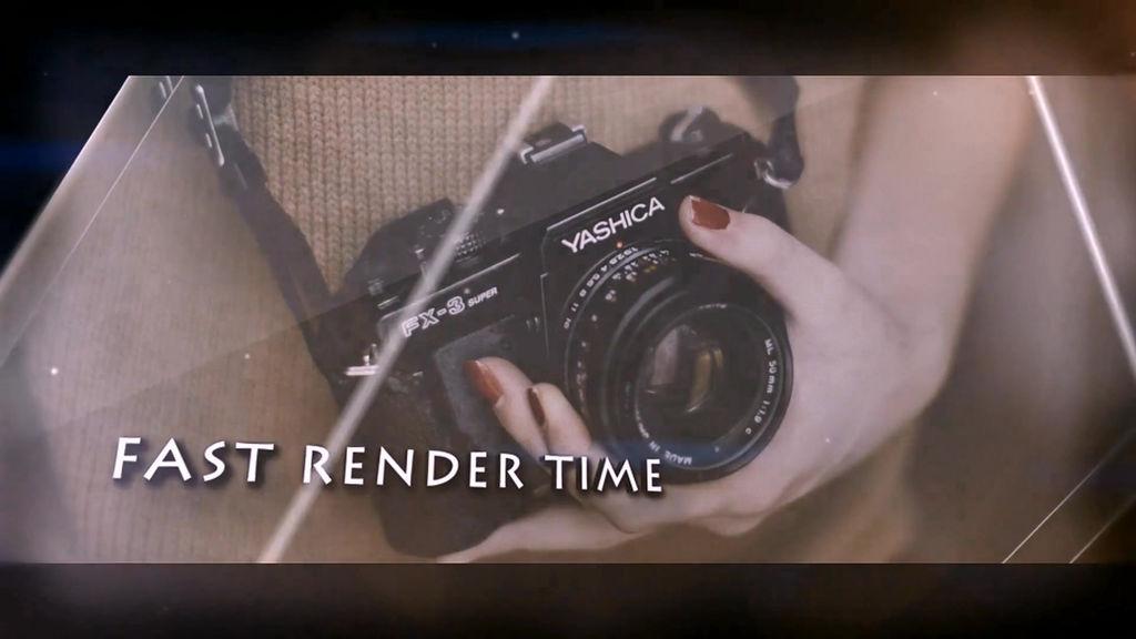 Elegant Boken Slideshow 2 After Effectsテンプレート   7528874