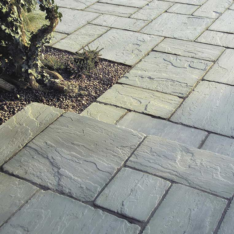 natural stone flooring for outdoor use