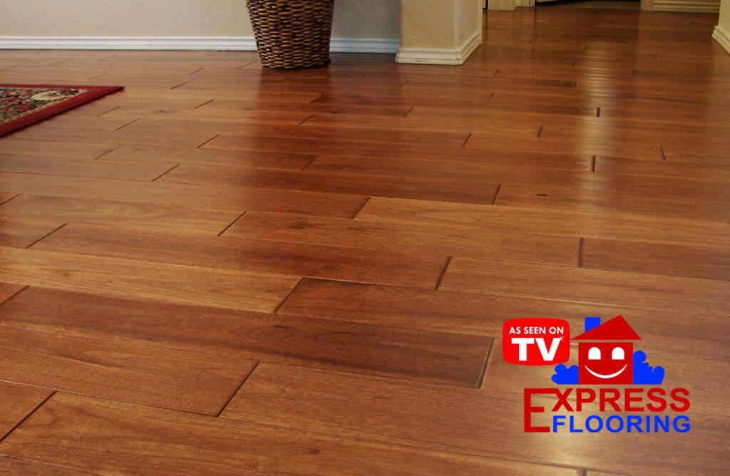 floating vs glue down wood flooring