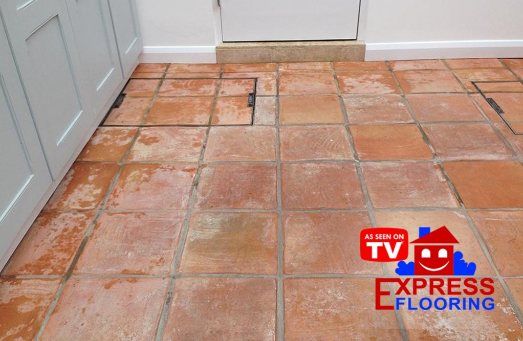 water damage to tile flooring how it