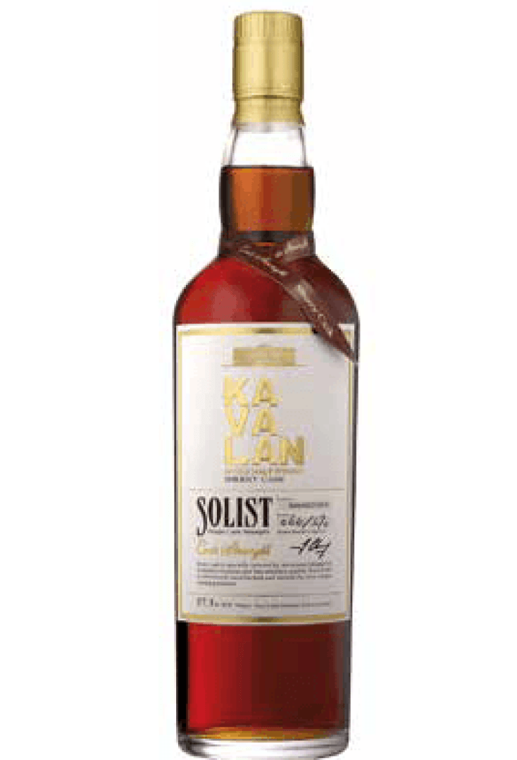Image result for kavalan solist fino sherry cask