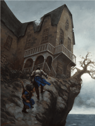 Nightmare Tavern: The Fractured Porthole Posts D&D Beyond