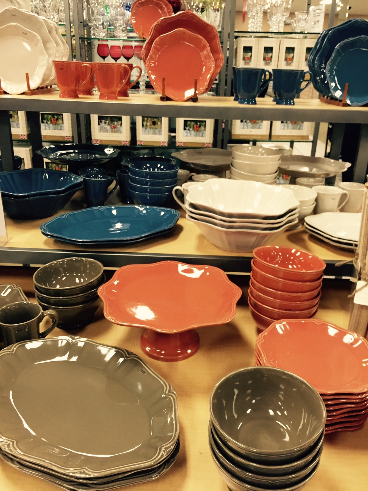 Nina Campbells new home decor collections for Stein Mart April 2015  Home Accents Today