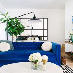 Sofa Blue Color Robin Day Habitat Energize Your Living Room With One Of These 5 Bold Colors 2