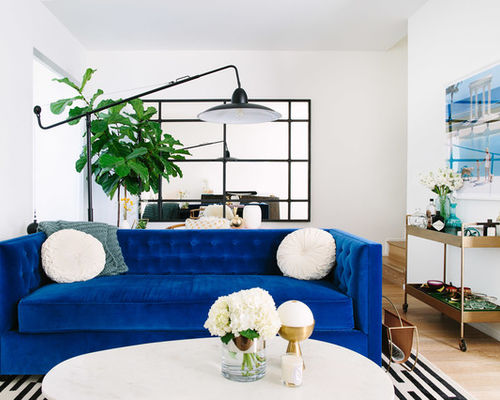 small living room sofa color antique sofas in london energize your with one of these 5 bold colors 2 black lacquer design