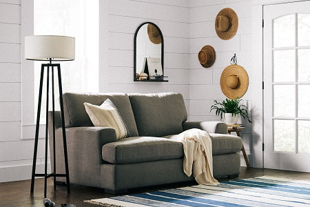 amazon com living room furniture photos of modern rooms launches first two brands today stone beam