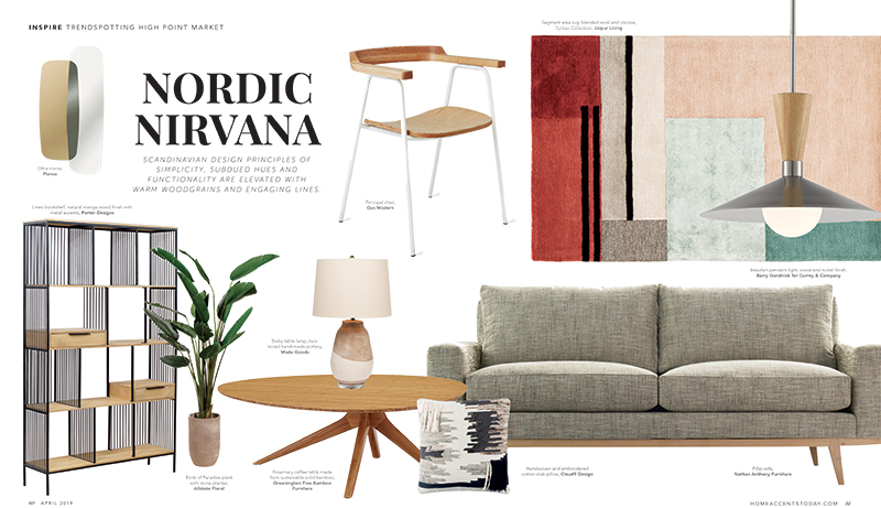 High Point Trendspotting Nordic Nirvana Home Accents Today