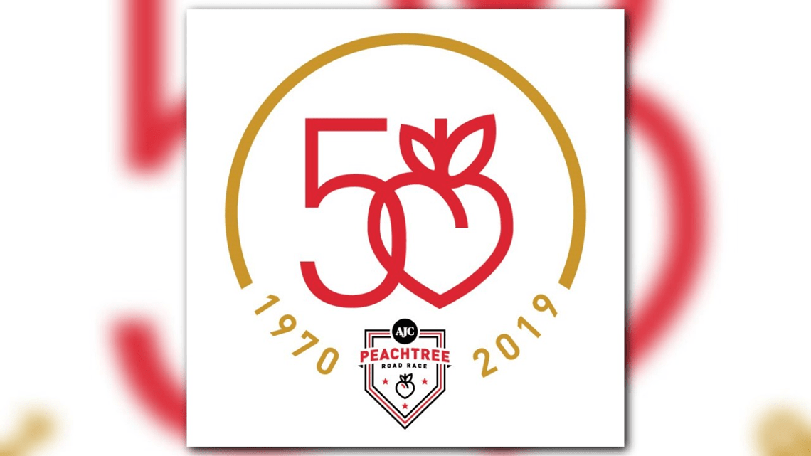 50th running of AJC Peachtree Road Race just 50 weeks away