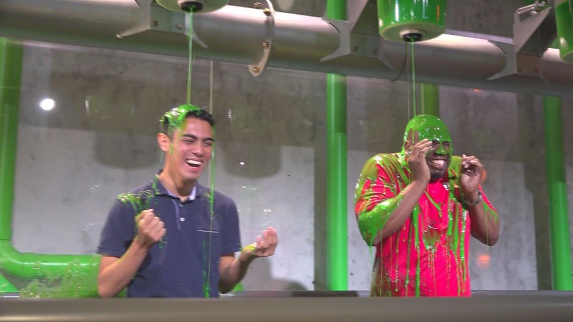Inside Nickelodeons Slime City  11alivecom