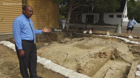 Archaeologists Uncover Possible Remains of America's Oldest Black Church in Williamsburg, Virginia