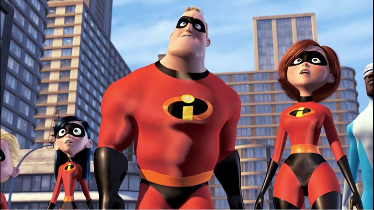 the incredibles to play
