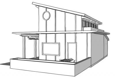 Custom Home Builder Designs Secondary Suite Renovation for