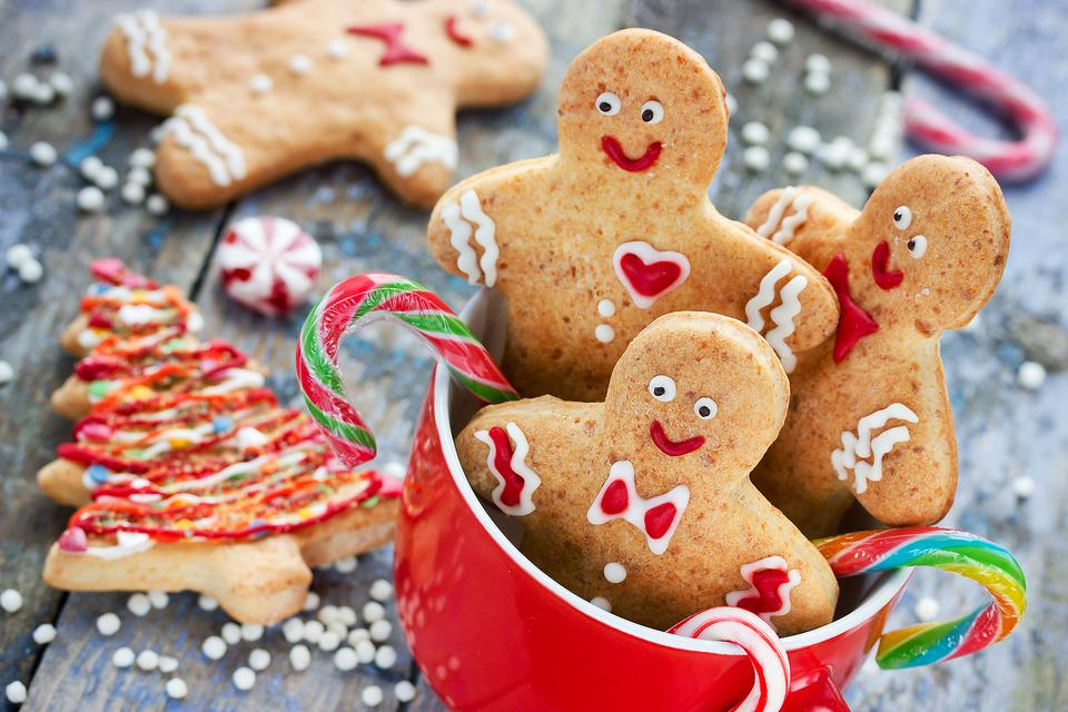 A Christmas Cookie Exchange Party With A Twist A Fun