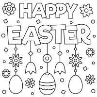 Easter Coloring Pages: Fun Spring-Themed Printables for ...