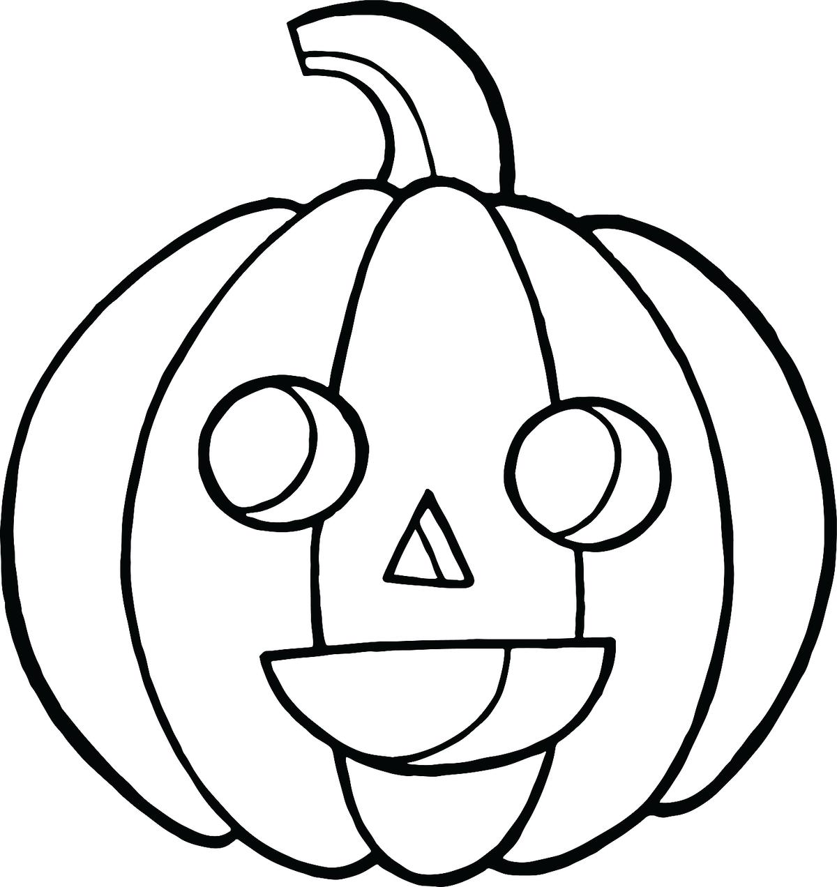 Halloween Coloring Pages: 10 Free Spooky Printable