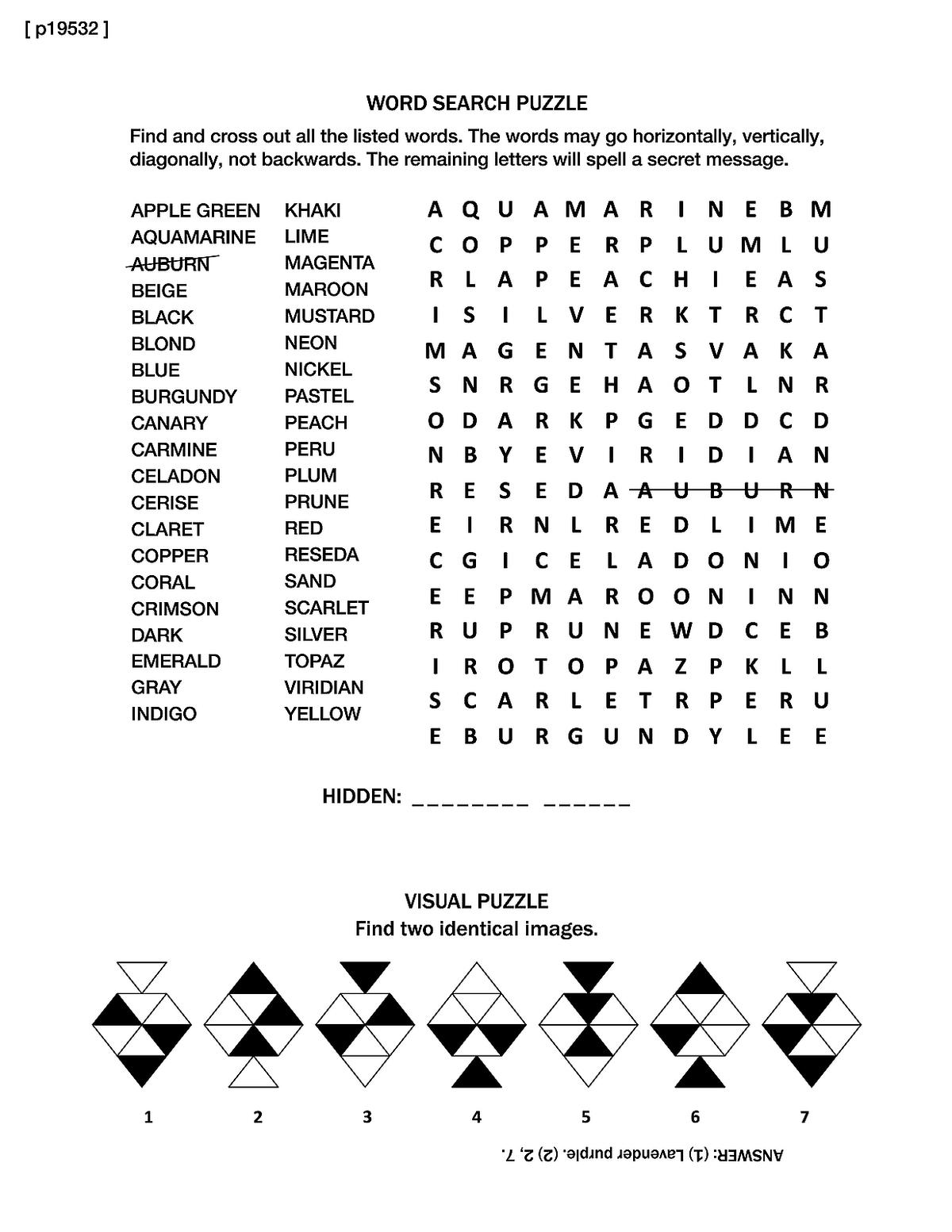 Word Find Puzzles Printable That Are Sizzling