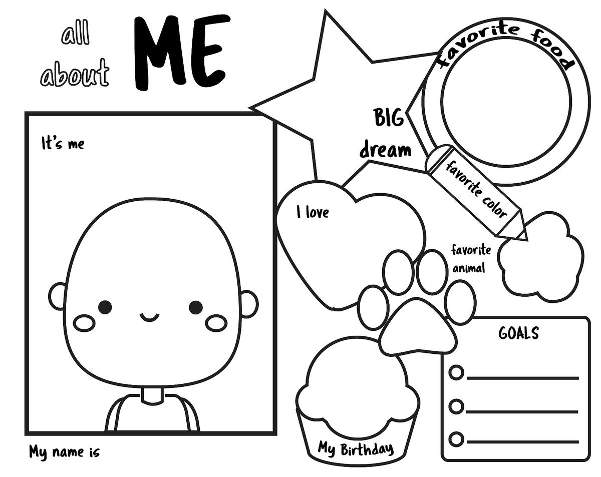 Writing Prompts for Kids: 12 Fun Blank Printable Writing