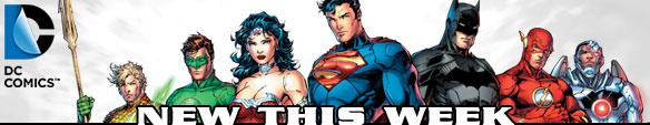 DC Comics - New This Week