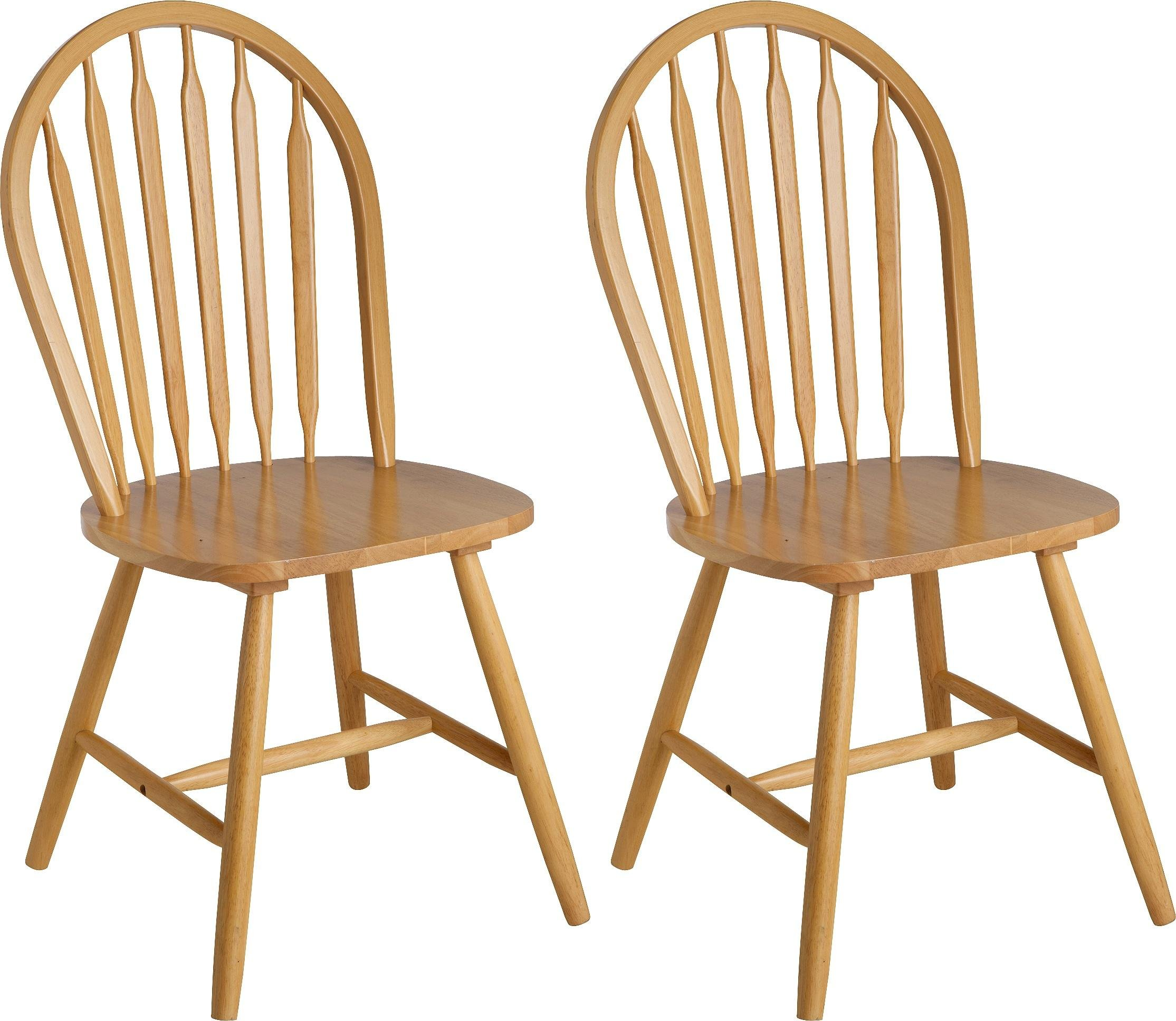 wooden kitchen chairs argos queen anne chair recliner sale on collection kentucky pair of solid wood dining