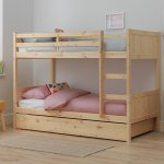 Argos Home Detachable Pine Bunk Bed Frame With Drawer 1165030 Argos Price Tracker Pricehistory Co Uk