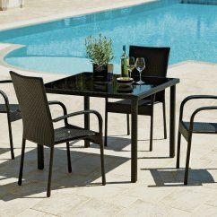 Rattan Chairs Argos Best Buy Game Chair Sale On Lima Effect 4 Seater Patio Furniture