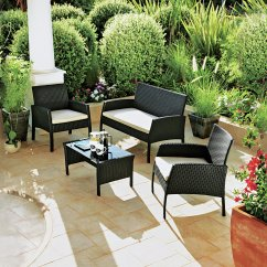 Rattan Chairs Argos Recliner Big Lots Effect Garden Furniture Find It For Less