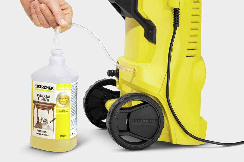 how to jet wash a patio argos