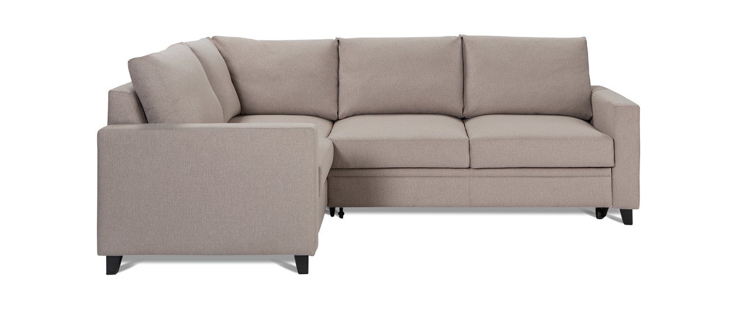 sofa bed argos soft leather sectional sofas buy home seattle left corner fabric natural
