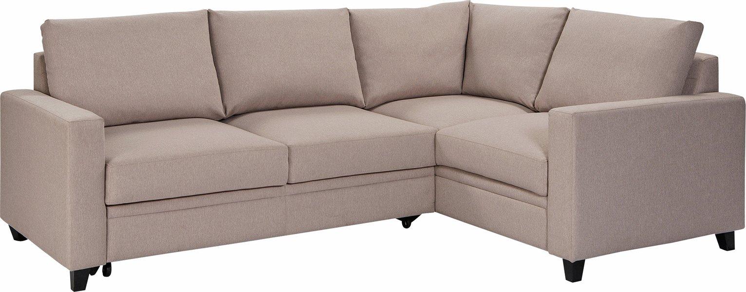 Argos Home Seattle Right Corner Fabric Sofa Bed Natural 1706334 Argos Price Tracker Pricehistory Co Uk