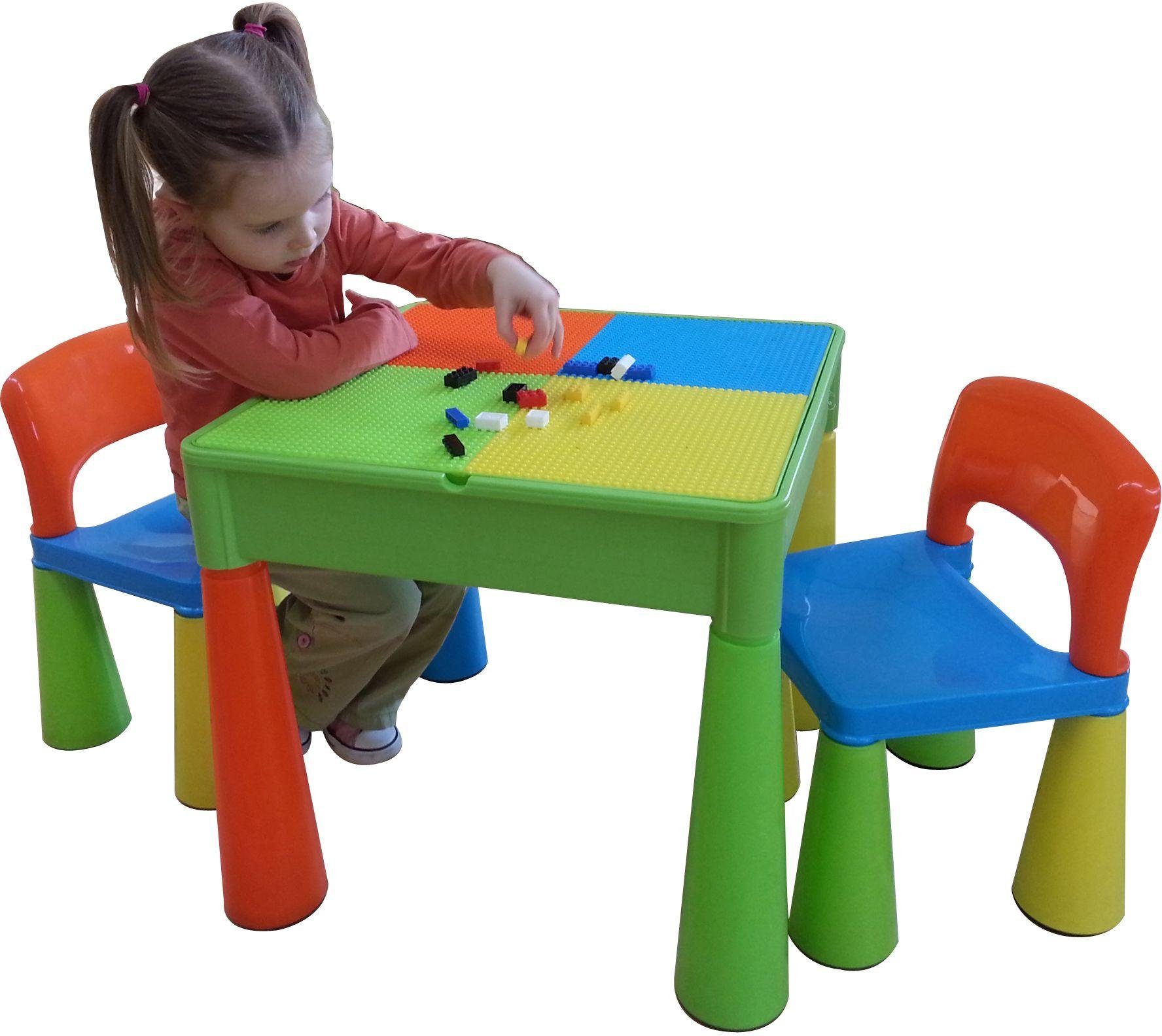 toys r us lego table and chairs wood rocking chair styles sale on 5 in 1 writing top sand