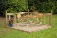 Buy Forest Instant Patio Deck Kit at Argos.co.uk - Your ...
