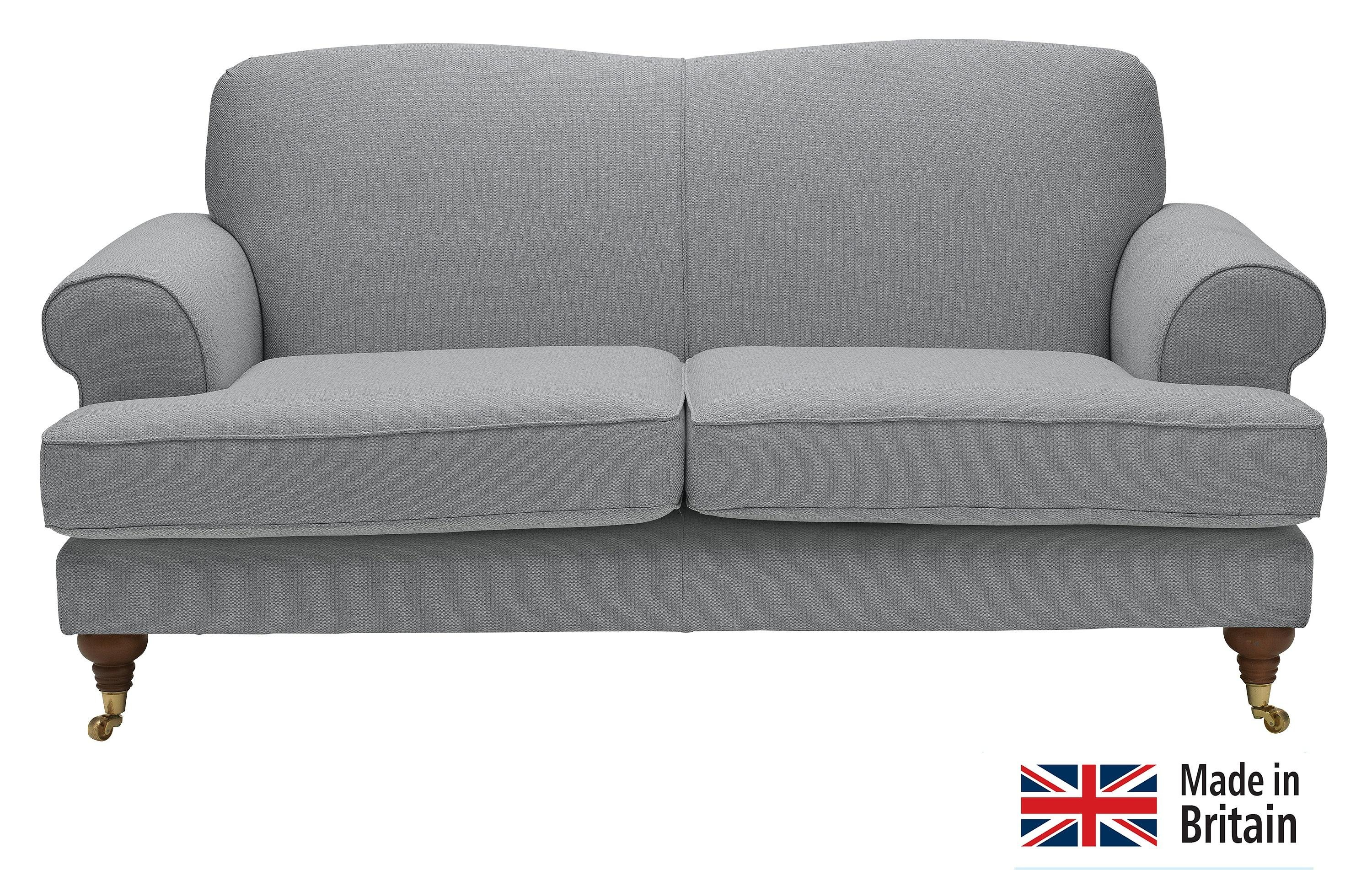 argos ava fabric sofa review low profile white leather heart of house sherbourne 2 seater